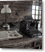 Remington Standard  Metal Print