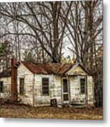 Remnants Of Home Metal Print
