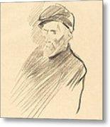 Renoir (first Plate) Metal Print