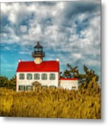 Renovated East Point Lighthouse Metal Print