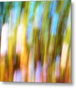 Repetition  Metal Print