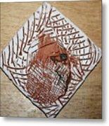 Repose- Tile Metal Print
