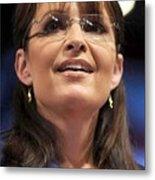 Republican Vice Presidential Candidate Metal Print