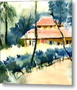Rest House Metal Print