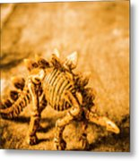 Restoration In Extinction  Metal Print