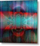 Rethink Colors And Creation Metal Print