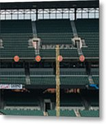 Retired Numbers Of The Orioles Greatest Ever Metal Print