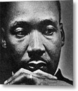 Rev. Martin Luther King Jr. 1929-1968 Metal Print