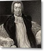 Rev Robert Gray 1762 To 1834 Bishop Of Metal Print