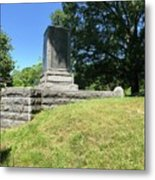 Revolutionary War Monument  Metal Print