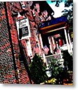 Reynolds Tavern Annapolis Metal Print