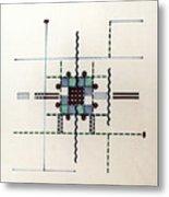 Rfb0559 Metal Print