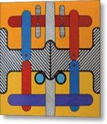 Rfb0603 Metal Print