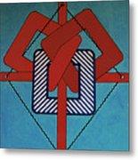 Rfb0631 Metal Print