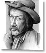 Richard Boone 3 Metal Print