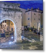 Richard's Arch Metal Print