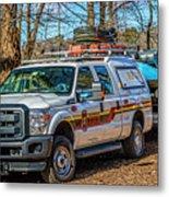 Richmond Fire And Ems Equipment 7461 Metal Print