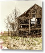 Rickety Shack Metal Print
