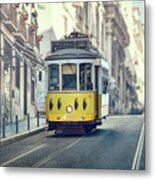 Ride These Streets Metal Print