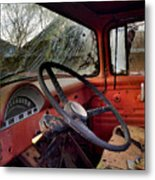 Ride With Me Metal Print