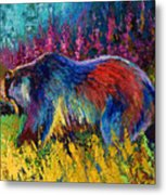 Right Of Way - Grizzly Bear Metal Print