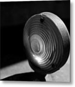 Right Turn Signal Metal Print