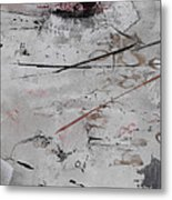 Righteous Judgment One Long Metal Print