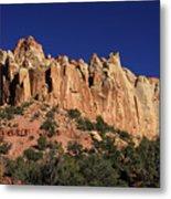Rimrocks, State Of Utah Metal Print