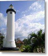 Rincon Puerto Rico Lighthouse Metal Print by Adam Johnson