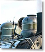 Ring That Bell Engine 26 Steamtown National Historical Site Metal Print
