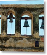 Ringing Bells Metal Print