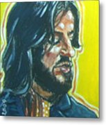 Ringo Starr Metal Print