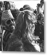 Ringo Starr In Nepal Metal Print