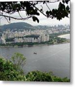 Rio De Janeiro Vii Metal Print
