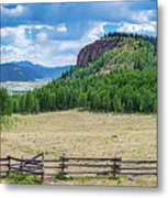 Rio Grande Headwaters #2 Metal Print