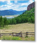 Rio Grande Headwaters Metal Print