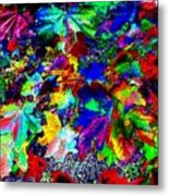 Riot Of Color Metal Print