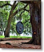 Rip Van Winkle Gardens I  Metal Print