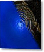 Ripples Of Time And Space Metal Print