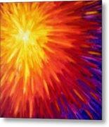 Rising Sun Metal Print