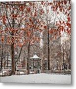 Rittenhouse Snowscape Metal Print