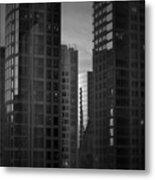 Ritz Carlton Chicago Metal Print