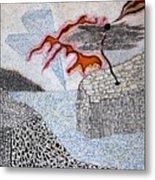 River And Water Metal Print