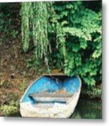 River Avon Boat Metal Print