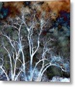 River Oak Dream Metal Print