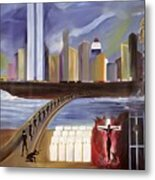 River Of Babylon  Metal Print