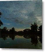 River Sunrise 1 Metal Print