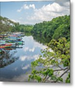 River Views Metal Print