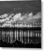 Riverfront Park Charleston Metal Print