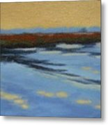 River's Edge Metal Print